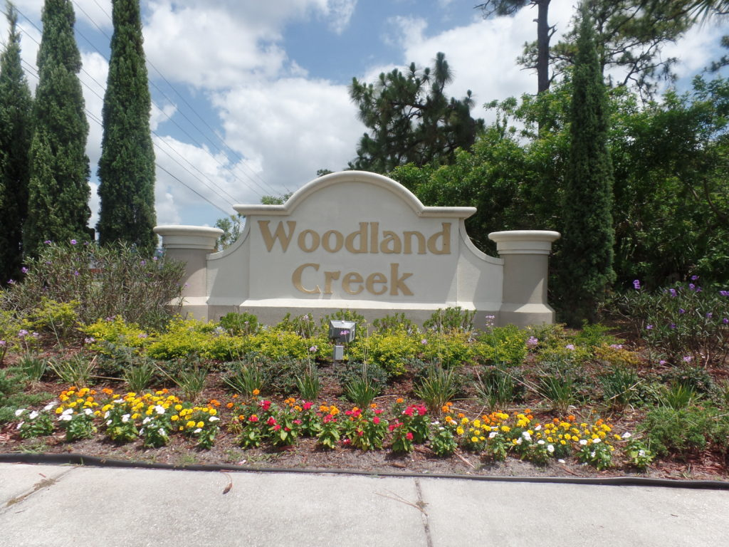 Woodland Creek