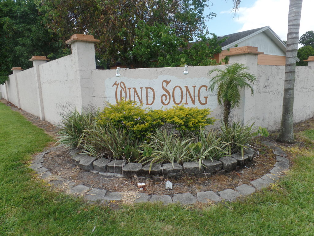 Windsong Sign