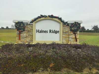 Haines Ridge Decs 2015